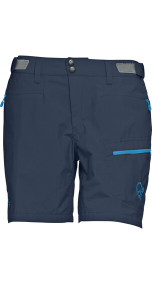 Norrøna W's Bitihorn Lightweight Shorts Space